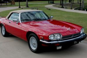 1990 Jaguar XJS Convertible