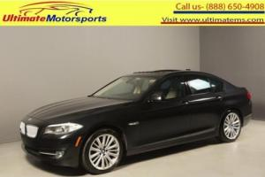 "2011 BMW 5-Series 2011 550i NAV SUNROOF LEATHER SPORT+ 19"" PREMIUM"