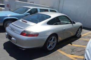 2003 Porsche 911 Coupe Low miles/Sunroof 996
