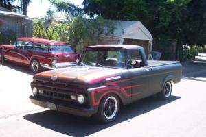 1961 Ford F-100 Unibody 6ft.