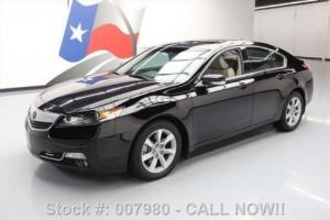 2014 Acura TL V6 SUNROOF LEATHER HEATED SEATS