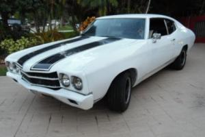 1970 Chevrolet Chevelle N/A