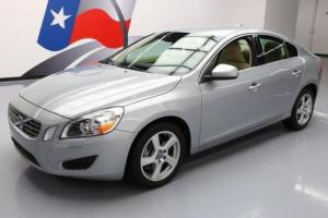 2013 Volvo S60 T5 SEDAN AUTOMATIC ALLOY WHELS