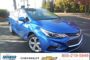 2017 Chevrolet Cruze 4dr Sedan Automatic Premier