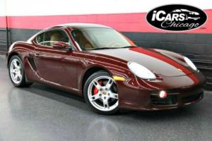 2006 Porsche Cayman S 2dr Coupe Photo