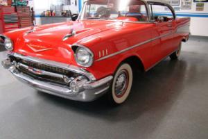 1957 Chevrolet Bel Air/150/210 Hard Top