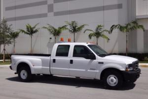 2004 Ford F-350 Crew Cab 1 Owner FL Truck