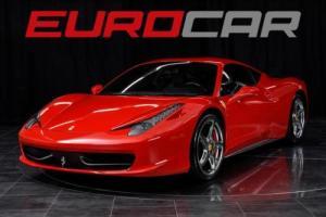 2012 Ferrari 458