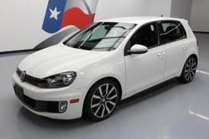 2014 Volkswagen Golf WOLFSBURG ED TURBO HTD SEATS