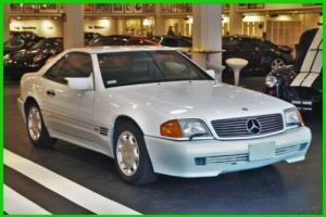 1993 Mercedes-Benz 600-Series