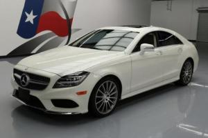2016 Mercedes-Benz CLS-Class CLS400 CLIMATE SEATS SUNROOF NAV Photo