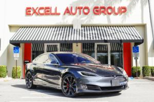 2016 Tesla Model S 2016.5 4dr Sedan AWD P100D