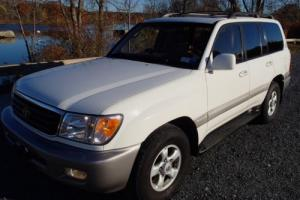 1999 Toyota Land Cruiser Photo