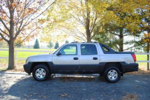 """2005 Chevrolet Avalanche 1500 5dr Crew Cab 130"""" WB 4WD Z71"""