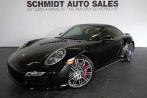 2015 Porsche 911 2dr Coupe Turbo