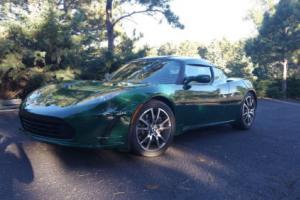 2011 Tesla Roadster SD 2.5 British Racing Green
