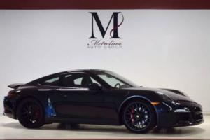 2015 Porsche 911 Carrera GTS 2dr Coupe