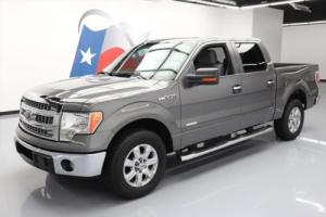 2013 Ford F-150 XLT CREW TEXAS ED ECOBOOST 6PASS