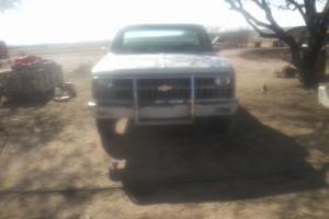 1981 Chevrolet C/K Pickup 1500 K10