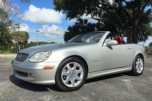 2003 Mercedes-Benz SLK-Class SLK 230 Photo