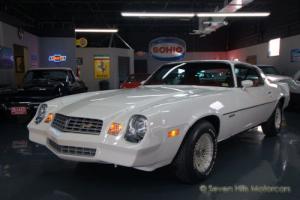 1978 Chevrolet Camaro No Reserve!!
