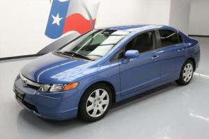 2008 Honda Civic LX 1.8L AUTO CRUISE CTRL CD AUDIO