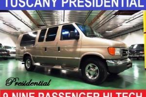 2007 Ford Other Pickups 9 Nine Passenger Presidential