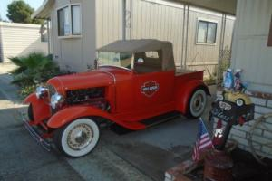 1931 Ford Other Pickups ROADSTER P/UP TRUCK