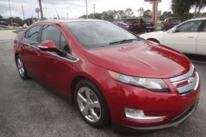 2013 Chevrolet Volt Premium package
