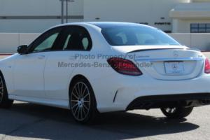 2017 Mercedes-Benz C-Class AMG C43 4MATIC Sedan