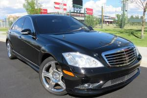 2007 Mercedes-Benz S-Class S550 4dr Sedan