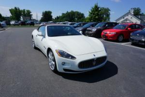 2012 Maserati Gran Turismo Convertible