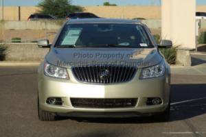 2013 Buick Lacrosse 4dr Sedan Leather FWD