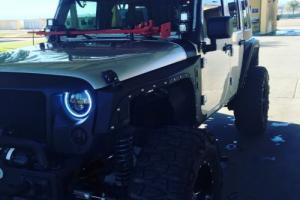 2008 Jeep Wrangler Photo