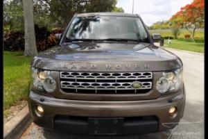 2011 Land Rover LR4 Photo