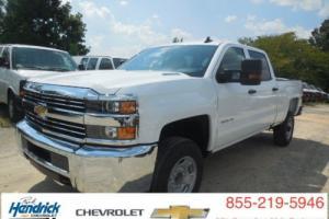 "2016 Chevrolet Silverado 2500 2WD Crew Cab 153.7"" Work Truck"