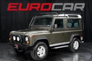 1997 Land Rover Defender 90 WAGON LIMITED #231 OF 300