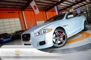 2014 Jaguar XJ XJR