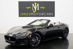 2013 Maserati Gran Turismo Sport Convertible ($151K MSRP)