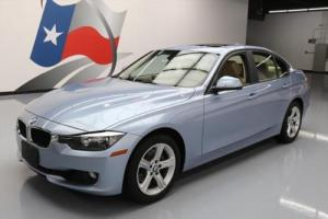 2013 BMW 3-Series 328I SEDAN TURBO SUNROOF HTD SEATS NAV