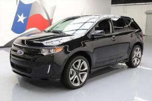 2014 Ford Edge SPORT AWD HTD LEATHER REAR CAM 22'S