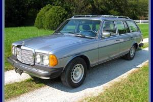 1984 Mercedes-Benz 300-Series 300D, 300-TD, 300CD, Diesel, TurboDiesel
