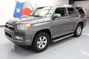 2011 Toyota 4Runner SR5 4X4 SUNROOF HTD LEATHER 3RD ROW