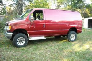 1996 Ford E-Series Van