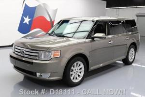 2012 Ford Flex SEL 6-PASS HTD LEATHER PWR LIFTGATE