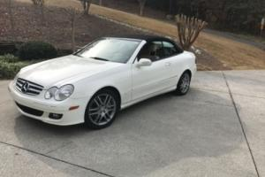 2008 Mercedes-Benz 300-Series CLK 350