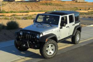 2007 Jeep Wrangler RUBICON Photo