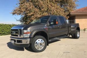 2008 Ford F-450