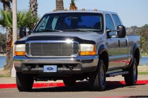 1999 Ford F-250 Lariat 4X4 4WD 7.3L DIESEL LOW MILES 2 OWNER TRUCK