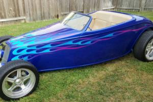 1933 Other Makes Alloway Custom 33 Ford Speedstar